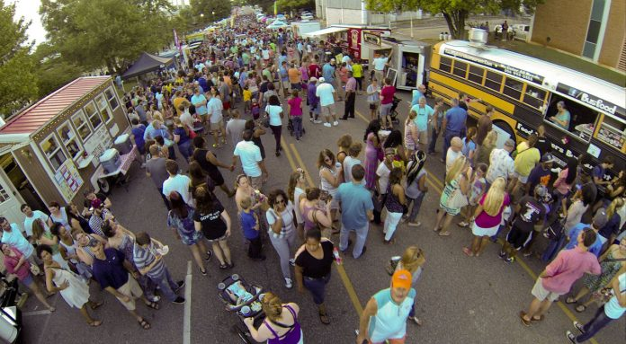 Downtown Huntsville event this weekend canceled