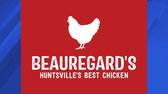 Only curbside or pickup at Beauregard's in Huntsville