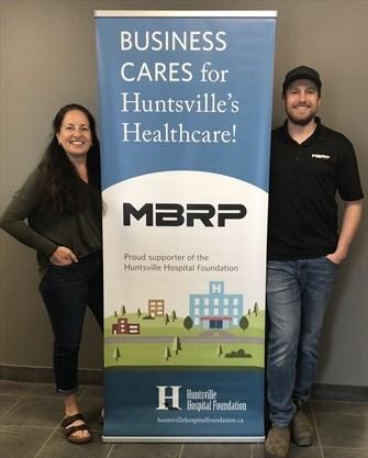 Company renews five-year commitment to Huntsville Hospital Foundation