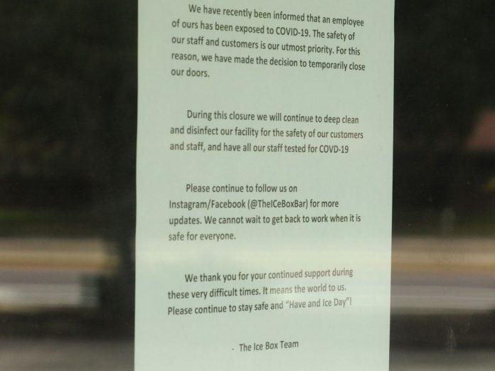 Alabama restaurants confront vicious cycle: Close, clean, reopen