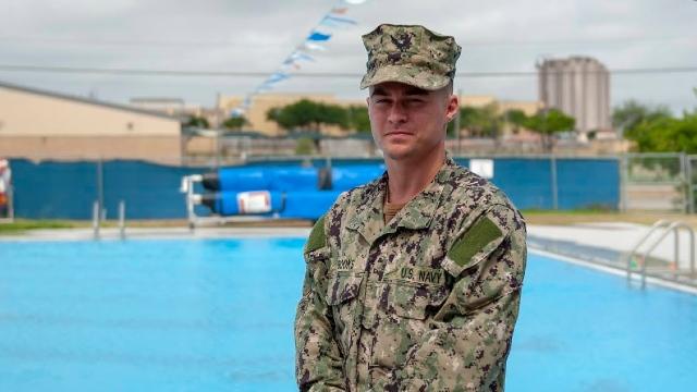 Huntsville native training for the front lines of Navy's fight against coronavirus