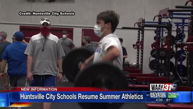 Huntsville City Schools announces how summer programs will operate