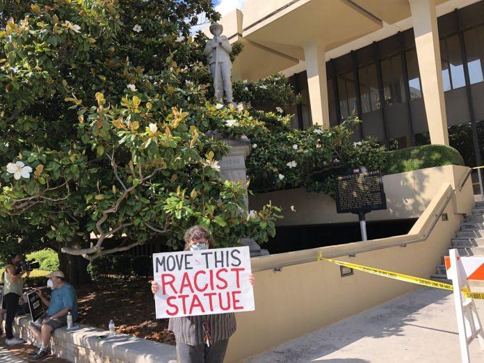 Alabama AG: Law says no path to legally remove Confederate statue in Huntsville