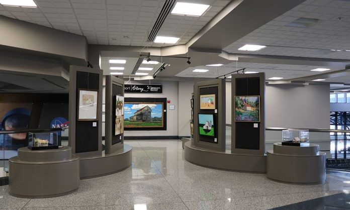 Huntsville Airport launches Airport Artway and Community Art Wall Series Two