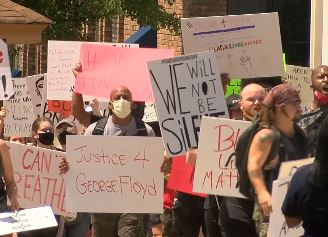 Huntsville protest organizer hopes for peaceful gathering on Thursday