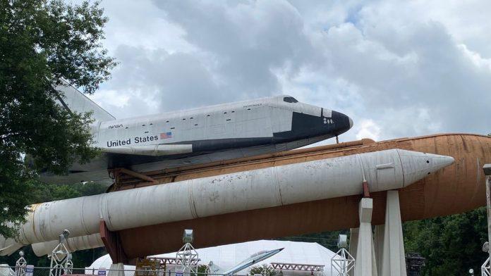 Space Camp reopens in Huntsville