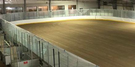 Huntsville Iceplex reports progress on renovations