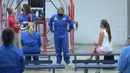 Space Camp launches in Huntsville Sunday with extra coronavirus safety precautions