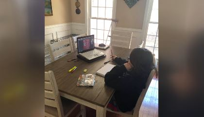 Huntsville mother anxiously waiting to hear plans for school this fall