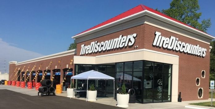 Tire Discounters opening 5 stores this summer in 3 markets