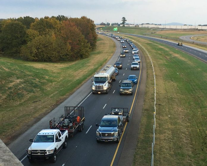 Widening of I-565 in Huntsville to start Sunday