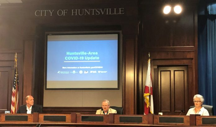 Coronavirus cases in Huntsville 'have started to climb,' officials say
