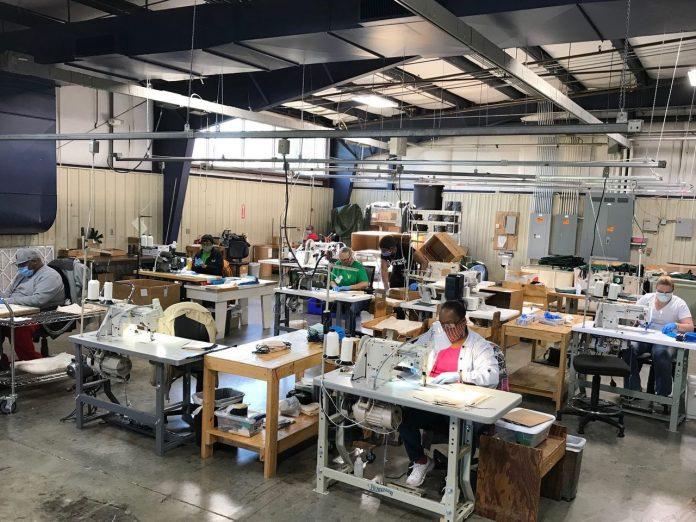Facebook helps Huntsville non-profit make 9,000 COVID masks for hospitals