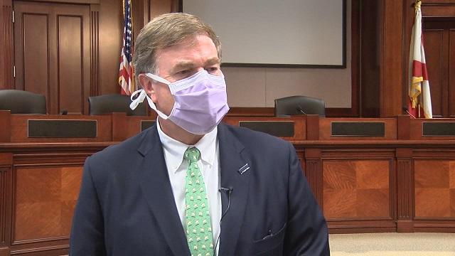 Huntsville mayor asks community to wear face masks to fight coronavirus, avoid mandate