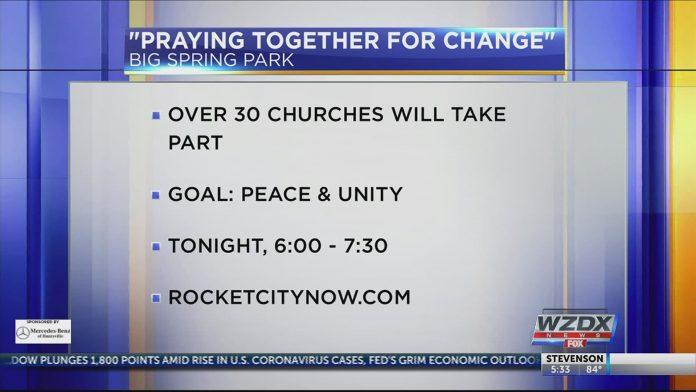 More than 30 local churches host