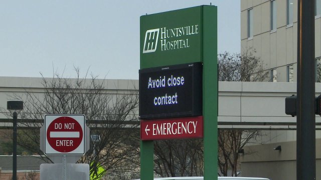 Huntsville Hospital CEO attributes fewer COVID-19 case numbers in Madison County to early action, community effort