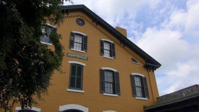 Historic Huntsville Depot, Constitution Hall Park reopening Wednesday