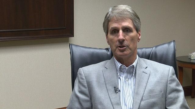 Huntsville Hospital CEO: Coronavirus cases keep rising, hospital beds filling up