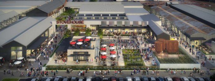 Booz Allen Bringing 21st Century Innovation Center to Historic Stovehouse