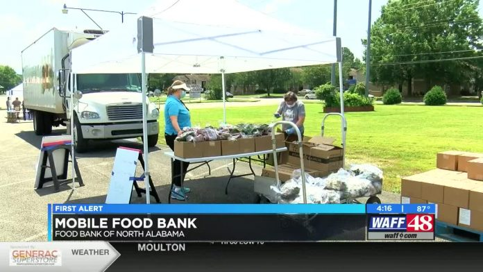 Food Bank of North Alabama needs donations