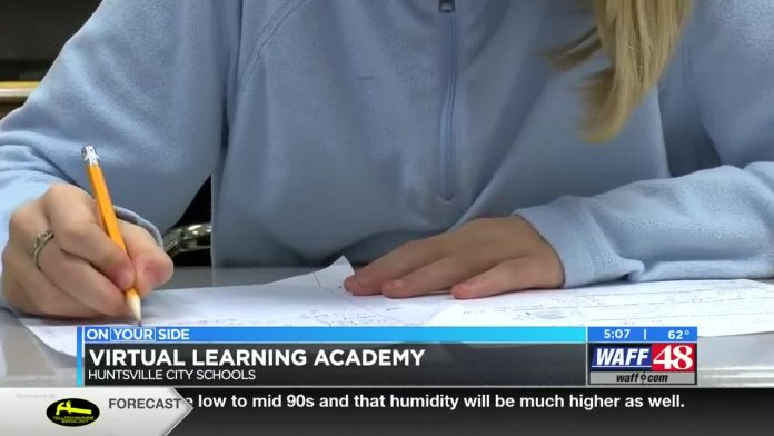 Huntsville City Schools Virtual Learning Academy open for registration
