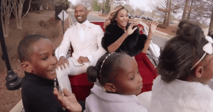 'Love and Marriage: Huntsville' Season 2: Martell and Melody Holt throw baby shower without LaTisha and Marsau