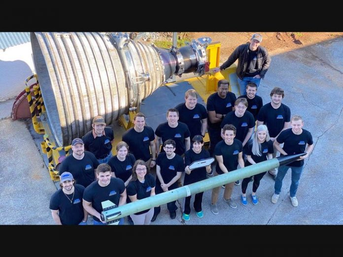 UAH Student Rocket Team Takes Third Overall, First In Safety At NASA Student Launch