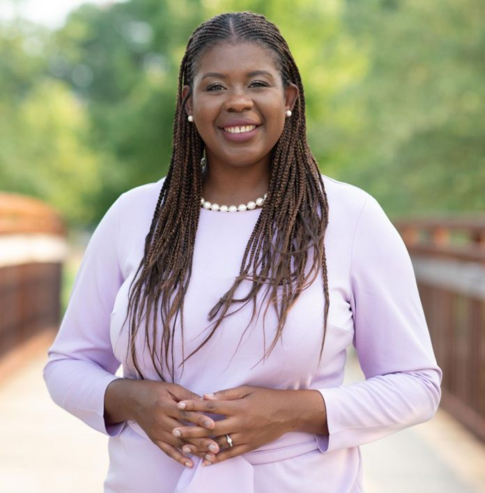 Violet Edwards elected Madison County's first Black woman commissioner