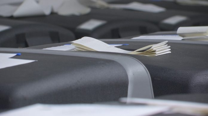 Voting Machines Tested in Huntsville for Primary Runoff Election