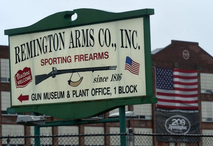 Huntsville protected as Remington files bankruptcy again, Mayor Tommy Battle says