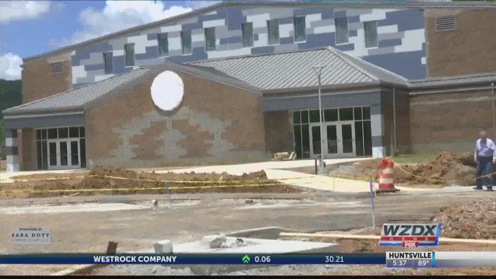 Sneak peak inside Huntsville's new Johnson Legacy Center