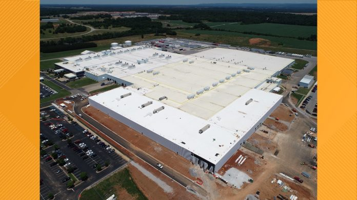 Toyota Alabama announces progress towards increased engine production in Huntsville