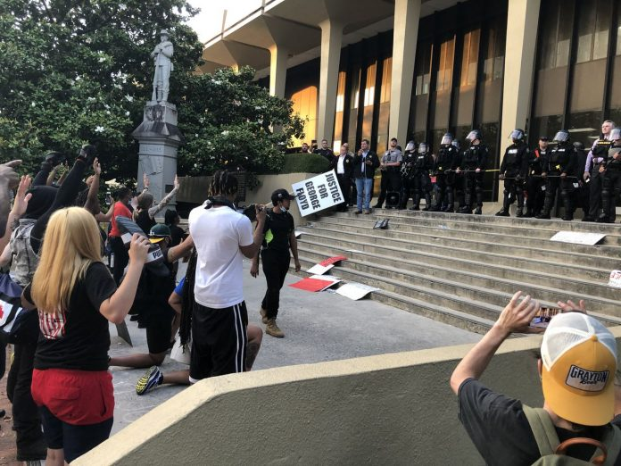 Groups vow to continue fight to relocate Confederate statues, say Alabama law 'immoral'
