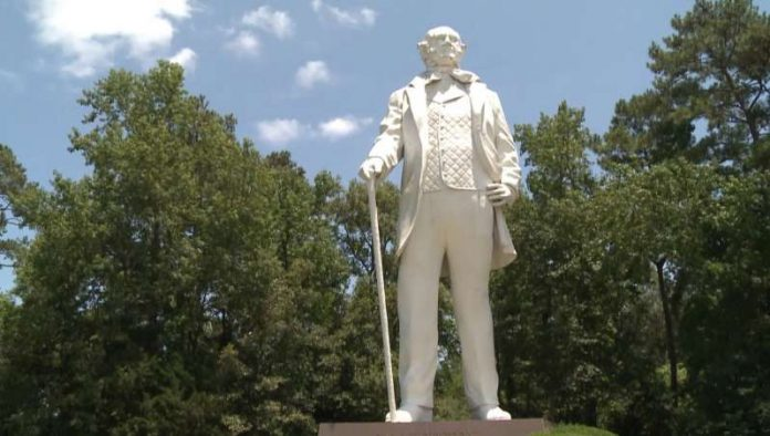 Black Lives Matter Huntsville says no issues with Sam Houston Statue after weekend rumors