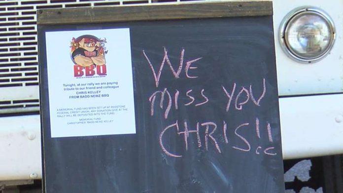 Huntsville community honors fellow food trucker who passed away