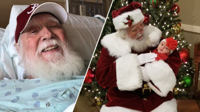 Huntsville Santa Claus and clothing store owner recovering from coronavirus