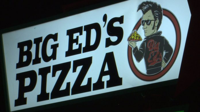 Big Ed's Pizza employee tests positive for COVID-19