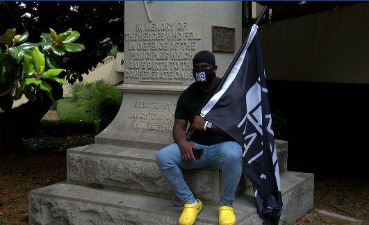 Organizers seek Huntsville City Council help removing Confederate statue