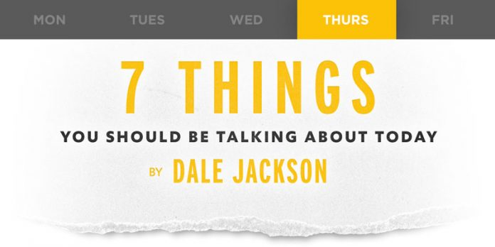 7 Things: Alabama's mask order extended, Dismukes resigns from his church while calls continue for his official resignation, wait before commenting on the governor's weight and more …