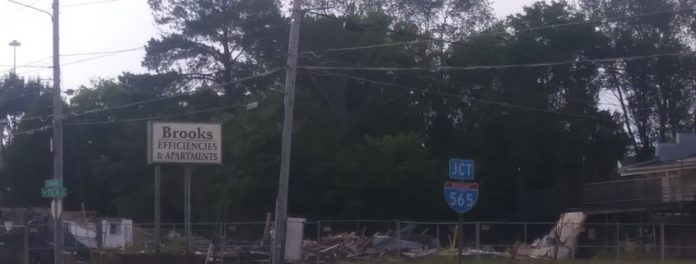Work Underway for Mixed-Use Development on Governors Drive
