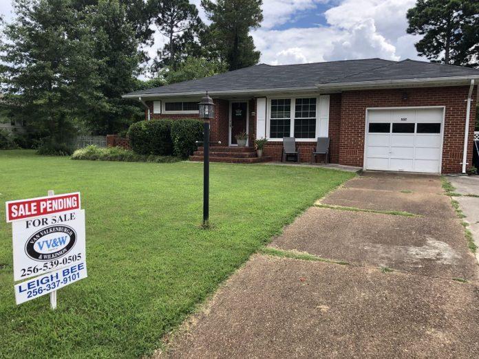 Huntsville's housing market avoids COVID slump so far