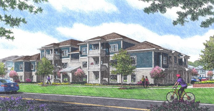 Capstone Building Corp. begins $67 million Huntsville apartment project