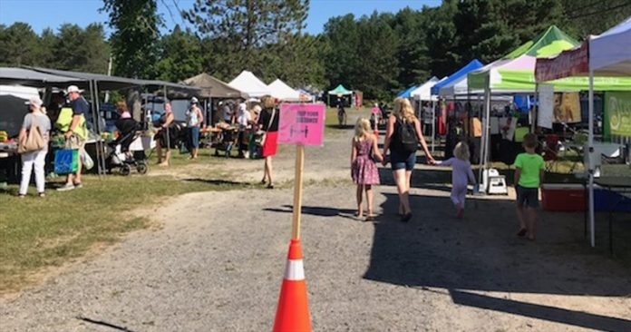 Arts and crafts vendors return to Huntsville Farmers' Market in 2020