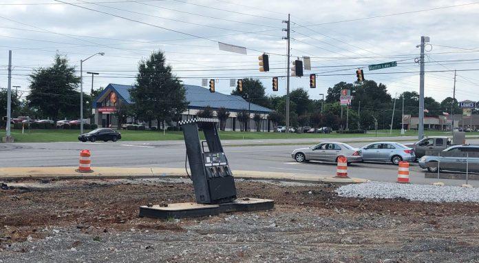 Huntsville starts work on last Memorial Parkway overpass