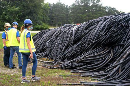 Blue Origin's big job: Restoring an Apollo test stand in Huntsville