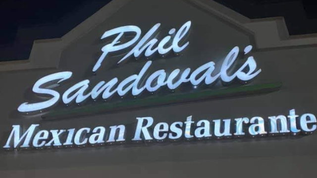 Phil Sandoval's Mexican Restaurante in Huntsville temporarily closes due to employee coronavirus case