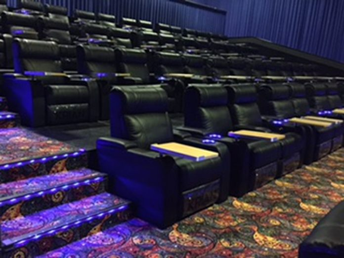 You can now rent a Huntsville movie theater for $100