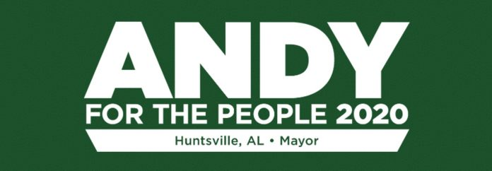 Andy Woloszyn Qualifies for Huntsville Mayoral Race