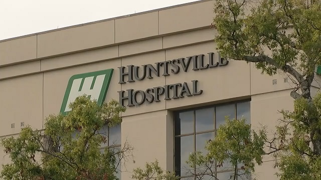 Huntsville Hospital out about 200 workers due to coronavirus-related issues