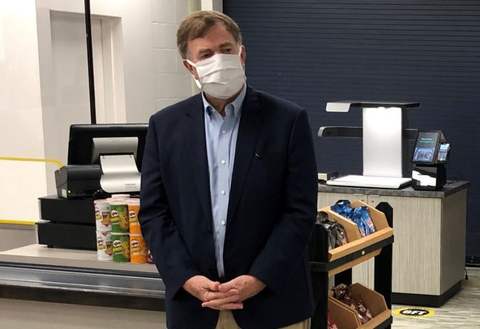 'Face masks are coming,' says Huntsville Mayor Tommy Battle